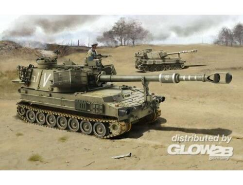 Kinetic IDF M109 Doher/Rocher 1:35 (61009)