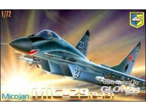 Condor MiG-29 (9-13) Soviet prototype fighter 1:72 (7202)