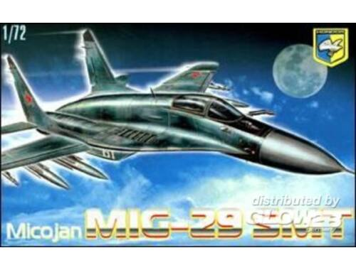Condor MiG-29 SMT Soviet multipurpose fighter 1:72 (7203)