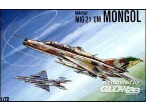 Condor MiG-21 UM Mongol Soviet trainer-fighter 1:72 (7207)