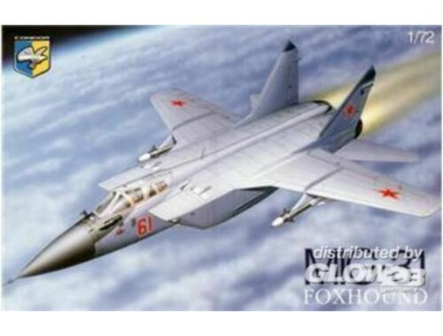 Condor MiG-31B Soviet interceptor 1:72 (7209)