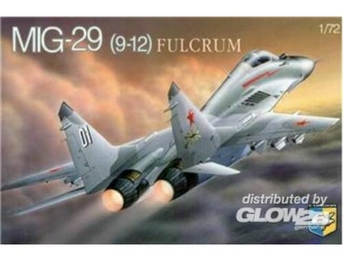 Condor MiG-29 (9-12) Soviet prototype fighter 1:72 (7210)