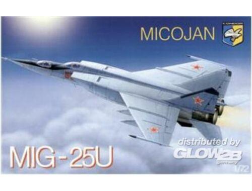 Condor MiG-25PU Soviet training battle interc. 1:72 (7213)
