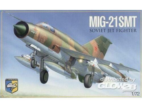 Condor MiG-21 SMT Soviet multipurpose fighter 1:72 (7214)