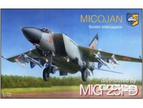 Condor Mig-25PD 1:72 (7216)