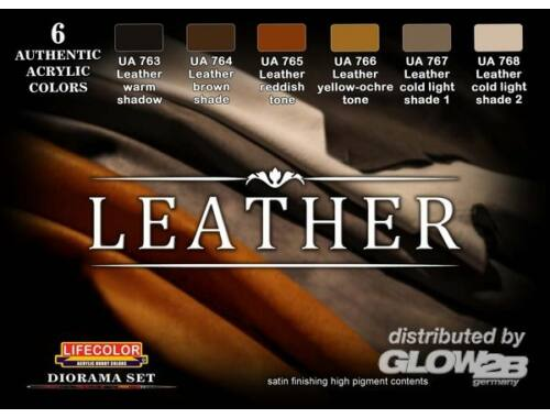 Life Color LEATHER (CS30)