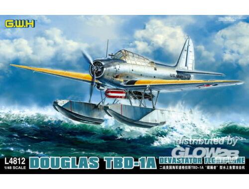 """Lion Roar WWII Douglas TBD-1a """"Devastator"""" Floatp. 1:48 (L4812)"""