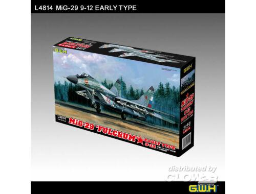 "Lion Roar MIG-29 9-12 Early Type ""Fulcrum"" 1:48 (L4814)"
