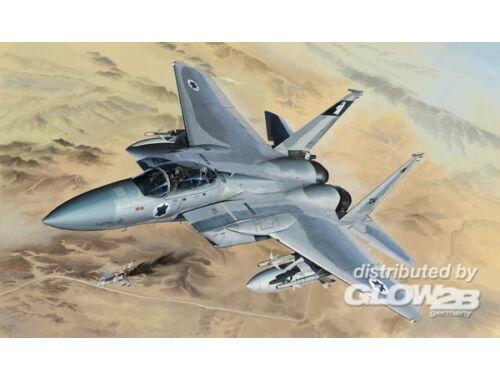 Lion Roar F-15B/D Israeli Air Force U.S.Air Force2 1:48 (L4815)