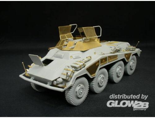 Lion Roar German sd.kfz.234/1 for DML 1:35 (LAS35004)