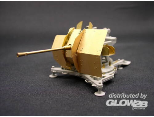 Lion Roar German 20mm Flak 38 for DML 1:35 (LAS35007)