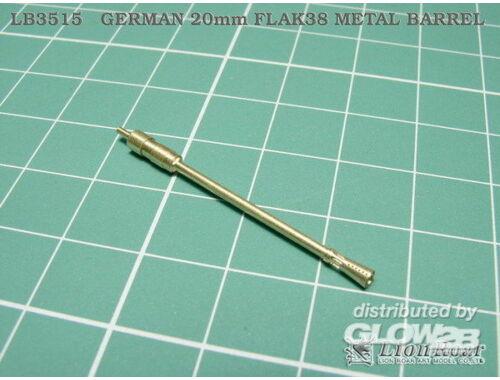 Lion Roar Flak 38 20mm (Full Structure/Super Detail) 1:35 (LB3515)
