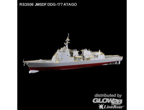 Lion Roar JMSDF DDG-177 Atago for Trumpeter 1:350 (RS3506)