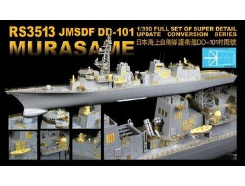 Lion Roar JMSDF DD-101 Murasame f. Pitroad TRU 1:350 (RS3513)