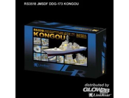 Lion Roar JMSDF DDG- 173 Kongou for Pitroad/Trumpe 1:350 (RS3518)