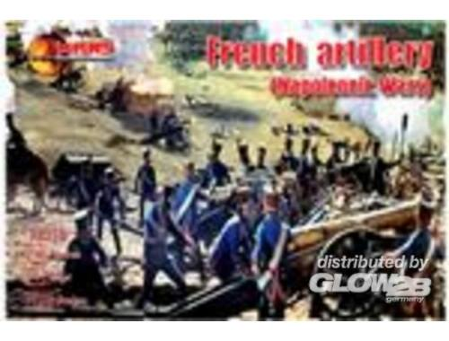 Mars French artillery, Napoleonic Wars 1:72 (72016)