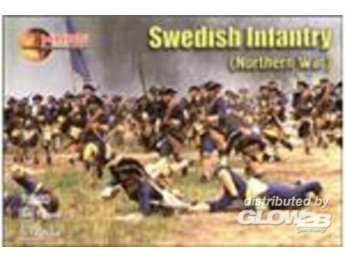 Mars Swedish Infantry (Northern war) 1:72 (72020)