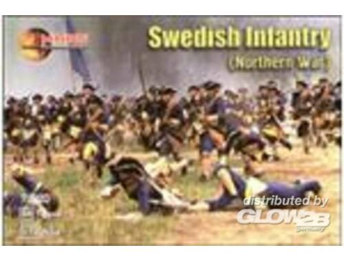 Mars Swedish Infantry (Northern war) 1:72 (72020)