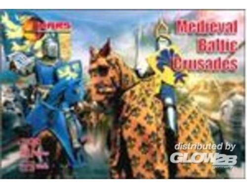 Mars Medieval Baltic crusades 1:72 (72030)