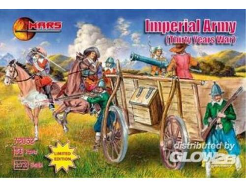 Mars Imperial Army, 30 years war 1:72 (72032)