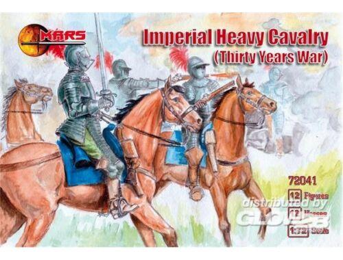 Mars Imperial Heavy Cavalery, 30 Years War 1:72 (72041)