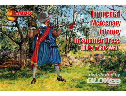 Mars Imperial Mercenary infantry in summer 1:72 (72048)
