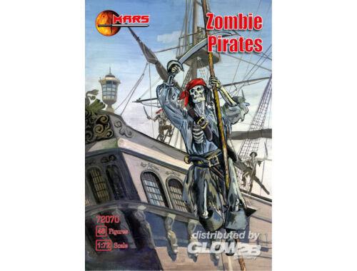 Mars Zombie Pirates 1:72 (72070)