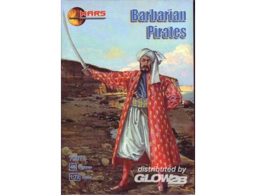 Mars Barbarian Pirates 1:72 (72071)