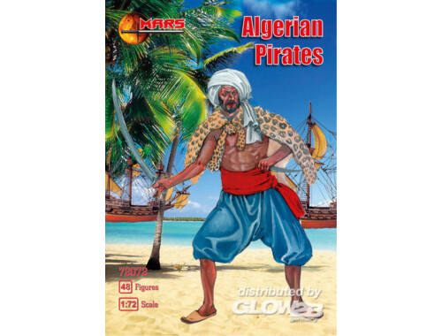 Mars Algerian Pirates 1:72 (72072)