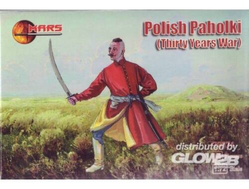 Mars Polish paholki, Thirty Years War 1:72 (72074)