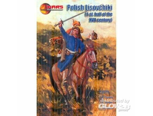 Mars Polish lisovchiki, 1st half of the 17th 1:72 (72079)