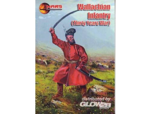 Mars Wallachian Infanty,Thirty Years War 1:72 (72081)