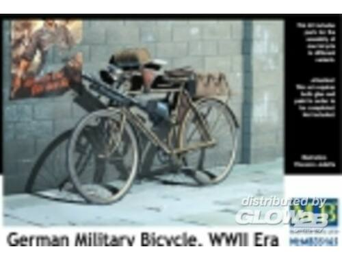 Master Box German military bicycle, WWII Era 1:35 (35165)