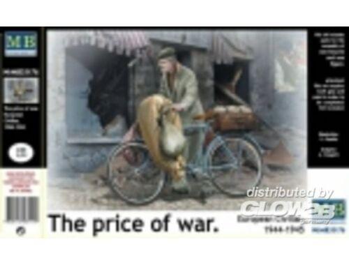 "Master Box The price of war"" European civilian 1944 1:35 (35176)"