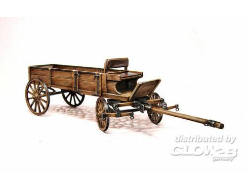 Master Box West European Cart 1:35 (3562)