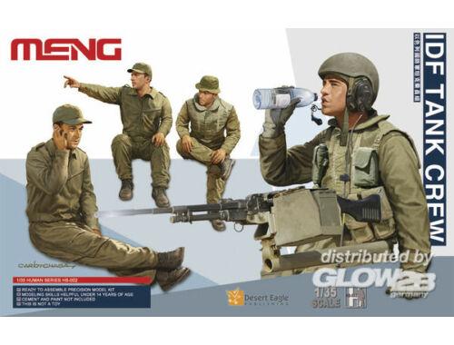 Meng IDF Tank Crew 1:35 (HS-002)