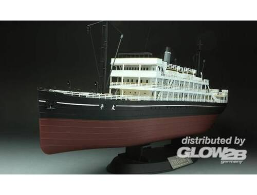 Meng THE CROSSING (The FIRST MENG SHIP MODEL) 1:150 (OS-001)