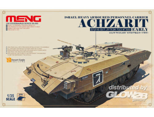 Meng Israel heavy armoured personnel carrier 1:35 (SS-003)
