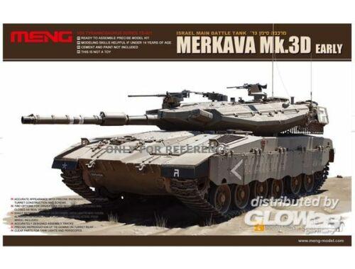 Meng Merkava Mk.3D Early 1:35 (TS-001)