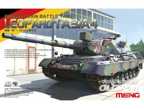 Meng Leopard I German Main Battle Tank 1:35 (TS-007)