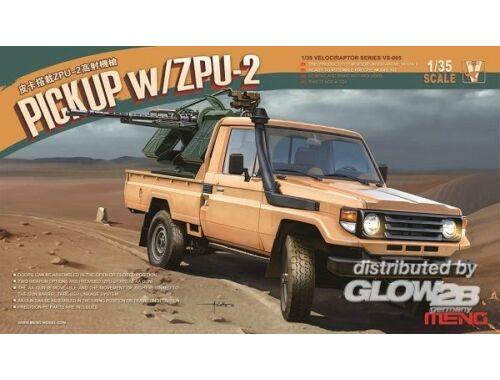 Meng Pickup w/ZPU-2 1:35 (VS-005)