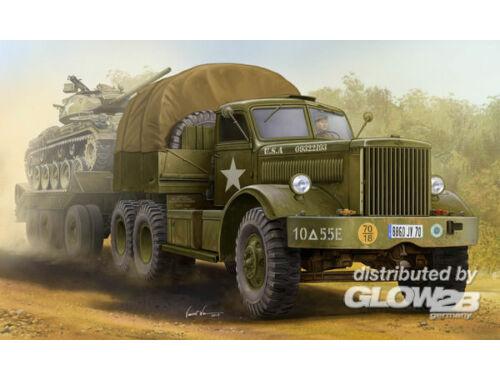Merit US M19 Tank Transporter-Hard Top 1:35 (63501)