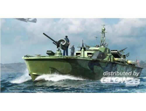 Merit U.S. Navy Elco 80 Motor Patrol Torpedo 1:48 (64801)