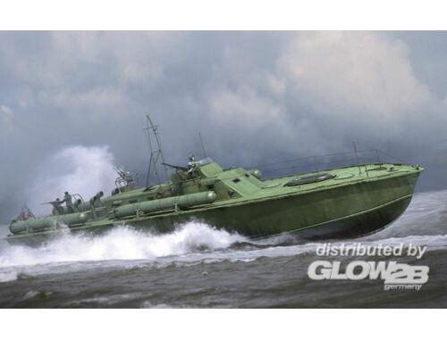 Merit U.S. Navy Elco 80`Motor Patrol Torpedo 1:48 (64802)