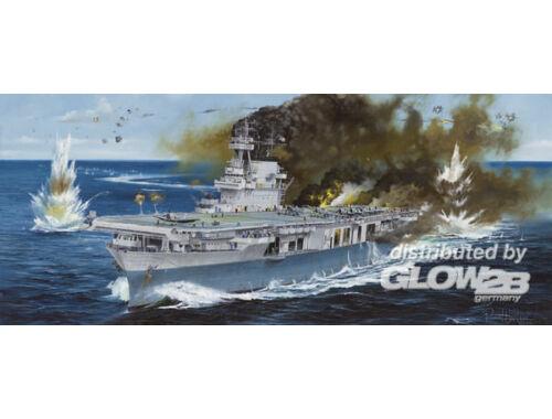 Merit USS Yorktown CV-5 1:350 (65301)