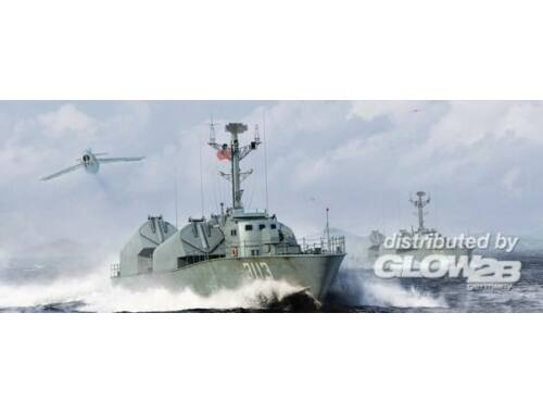 Merit PLA Navy Type 21 Class Missile Boat 1:72 (67203)