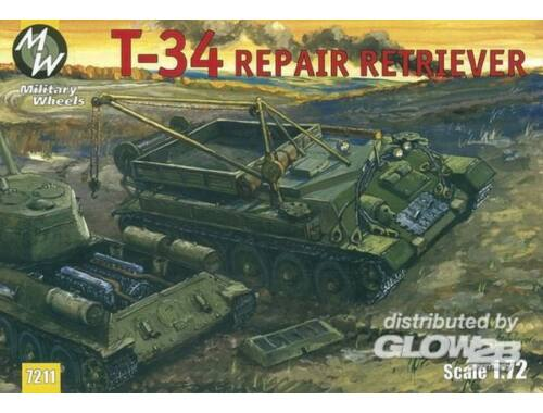 Military Wheels-7211 box image front 1
