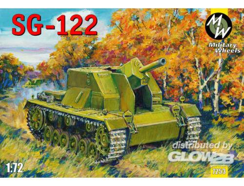 Military Wheels SG-122 1:72 (7253)
