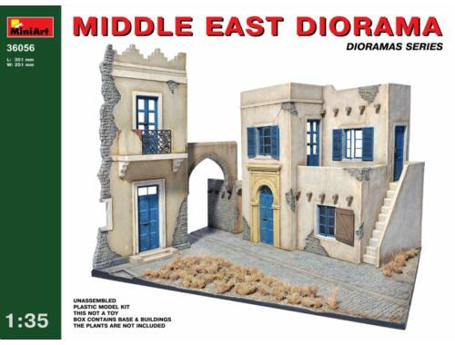 Miniart Middle East Diorama 1:35 (36056)