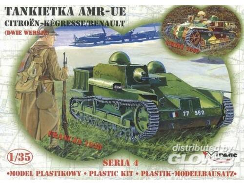 Mirage Hobby Französische Tankette AMR UE 1:35 (35306)
